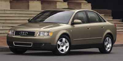 2003 Audi A4 4dr Sdn 1.8T Manual