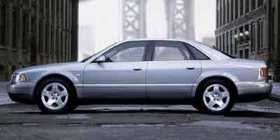 2003 Audi A8 4dr Sdn 4.2L quattro AWD LWB Auto