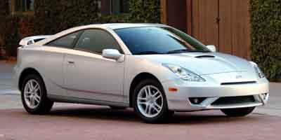 2003 Toyota Celica GT-S