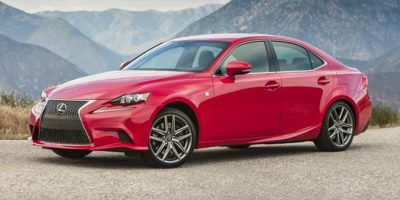 2016 Lexus IS Models