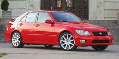2003 Lexus IS Models