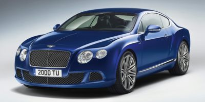 2014 Bentley Continental 2dr Cpe