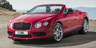 2014 Bentley Continental 2dr Conv