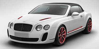 2013 Bentley Continental Supersports ISR