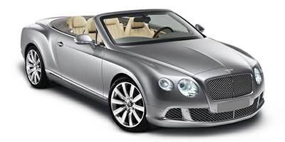 2013 Bentley Continental 2dr Conv