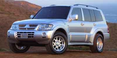 2003 Mitsubishi Montero 20th Anniversary
