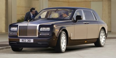 2015 Rolls-Royce Phantom Extended Wheelbase
