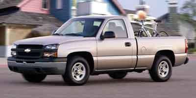 2003 Chevrolet Silverado 1500 Reg Cab 119.0' WB 4WD LS