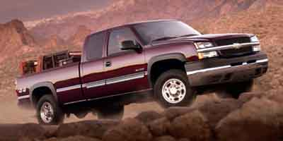 2004 Chevrolet Silverado 2500 W/T
