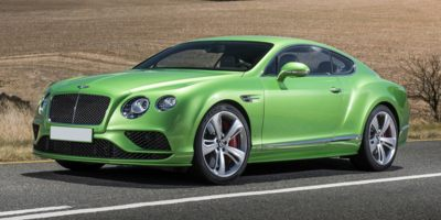 2016 Bentley Continental 2dr Cpe Speed