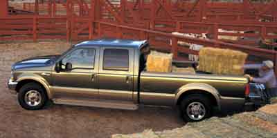 2003 Ford F350 King Ranch