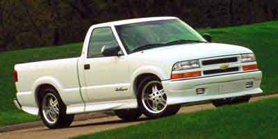 2000 Chevrolet S10 Pickup LS