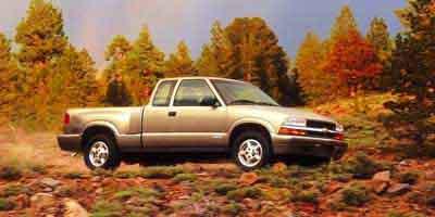 2000 Chevrolet S10 Pickup Ext Cab 123' WB LS Xtreme