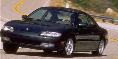 1997 MAZDA MX6 LS