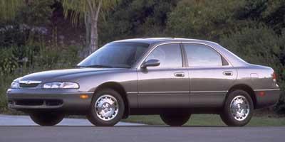 1997 MAZDA 626 ES
