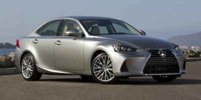2018 Lexus IS Models