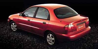 2000 Daewoo Lanos