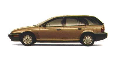 1997 Saturn S-Series SW1