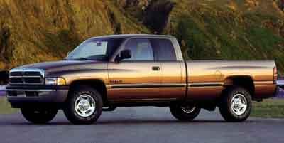 2000 Dodge Ram 2500 Truck