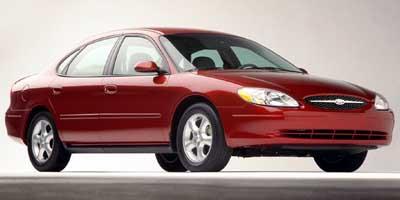 2000 Ford Taurus 4dr Sdn SE
