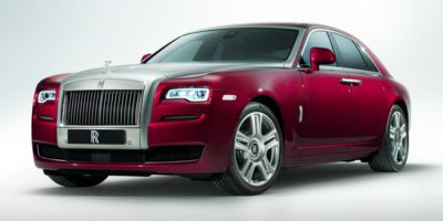 2020 Rolls-Royce Ghost Extended Wheelbase