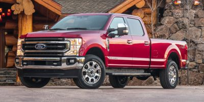 2020 Ford F350 King Ranch