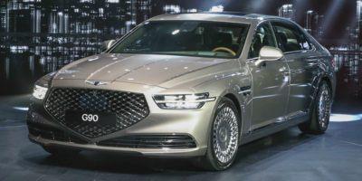 2020 Genesis G90 3.3T Premium