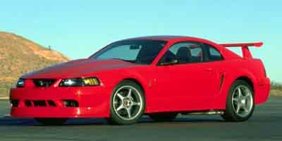 2000 Ford Mustang 2dr Cpe SVT Cobra