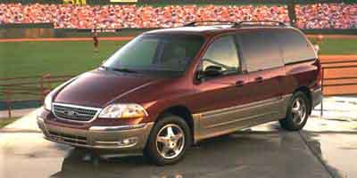 2000 Ford Windstar Limited
