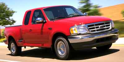 2000 Ford F150 Supercab 139' 4WD XLT