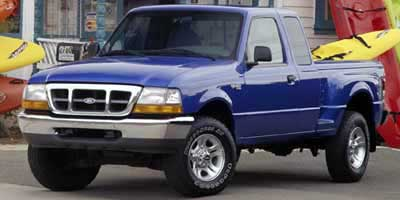 2000 Ford Ranger Supercab 126' WB XLT 4WD