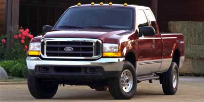2001 Ford F350 Supercab 158' XL 4WD