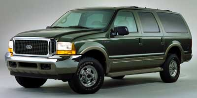 2000 Ford Excursion 137' WB XLT 4WD