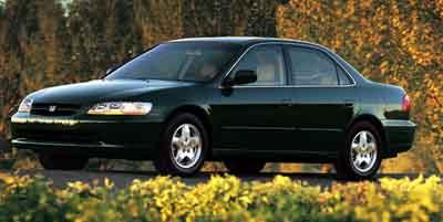 2000 Honda Accord 4dr Sdn EX Auto V6 W/Leather