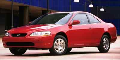2000 Honda Accord 2dr Cpe EX Auto w/Leather