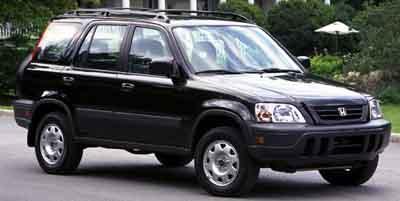 2000 Honda CR-V 4WD LX Auto