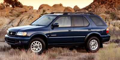 2001 Honda Passport 2WD LX Auto
