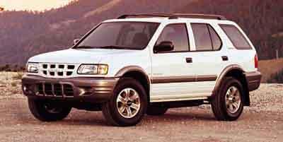 2000 Isuzu Rodeo S