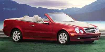 2003 Mercedes-Benz CLK 320