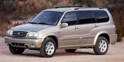 2003 Suzuki XL7 Touring