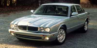 2001 Jaguar XJ Series