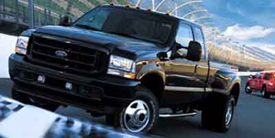2004 Ford F350 Supercab 158' Lariat 4WD