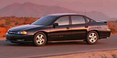 2004 Chevrolet Impala 4dr Sdn SS Supercharged