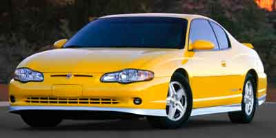 2004 Chevrolet Monte Carlo 2dr Cpe LS