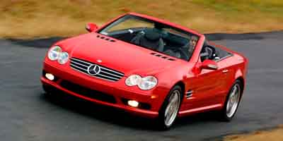 2004 Mercedes-Benz SL 600