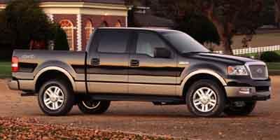2004 Ford F150 SuperCrew 139' Lariat
