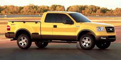 2004 Ford F150 Supercab 133' FX4 4WD