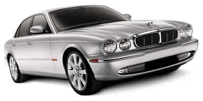 2004 Jaguar XJ Series