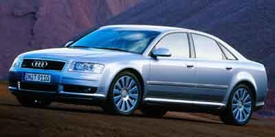 2004 Audi A8 4dr Sdn 4.2L quattro AWD LWB Auto