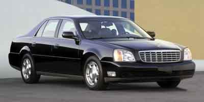 2004 Cadillac De Ville DTS
